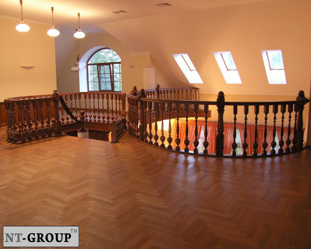 Строительство домов из клееного бруса в Красноярске под